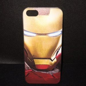 Other - iPhone 5 Iron Man Hardback Cell Phone Case